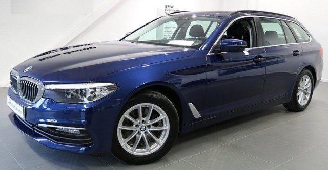 BMW 520 d Touring Sportline gancio traino + telecamera