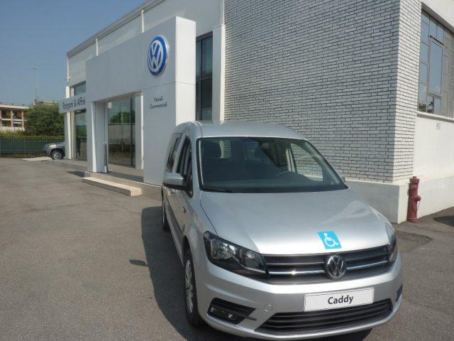 Volkswagen Caddy TRENDLINE 2.0 TDI TRASPORTO DISABILI