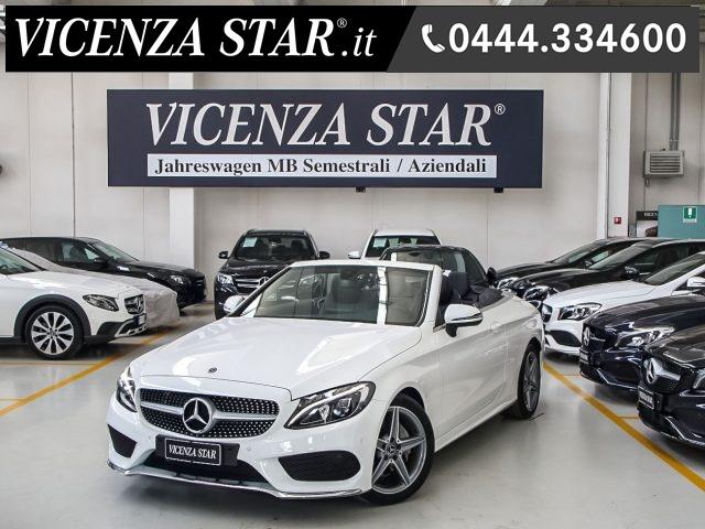 Mercedes-benz usata d Cabrio AUTOMATIC PREMIUM AMG diesel Rif. 10712842