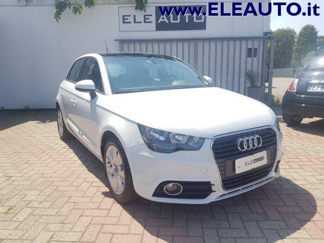 Audi A1 usata SPB 1.6 TDI S tronic Ambition Navi - Tetto diesel Rif. 10524003