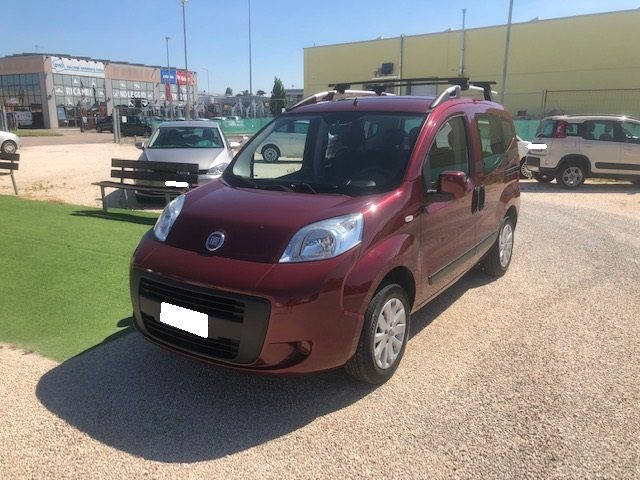 Fiat Qubo usata 1.4 8V 77CV MyLife Nat.Power ANCHE PER NEOPATENTA a metano Rif. 10684939