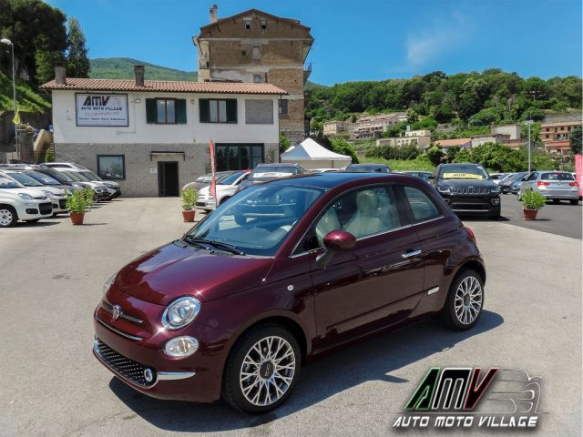 Fiat 500 km 0 1.2 Lounge *NEW*PDC POSTERIORI*LED*APPLE/ANDROID a benzina Rif. 10582219
