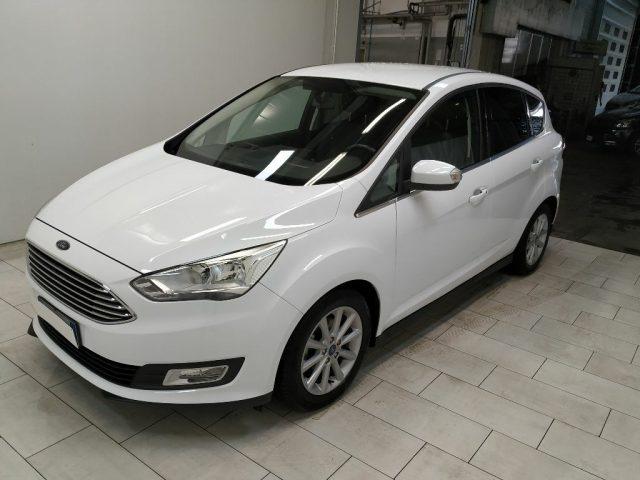 Ford C-max usata 1.5 tdci Titanium s e s 120cv  1.5 tdci Titanium diesel Rif. 10665822