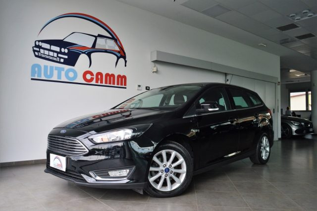Ford Focus usata 1.5 TDCi 120cv Powershift SW Titanium NAVI CAMERA diesel Rif. 10611113
