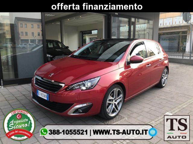 Peugeot 308 usata 1.6 e-HDi 115 CV Stop&Start Allure *IVA INCLUSA* diesel Rif. 10668722