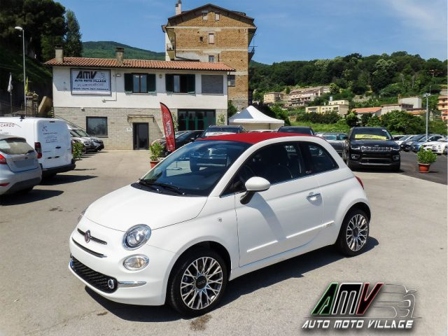 Fiat 500 km 0 500 C 1.2 Lounge Km0 PDC POST.-APPLE/ANDROID a benzina Rif. 10582298