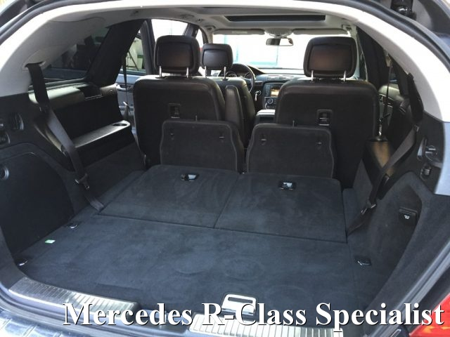 Immagine di MERCEDES-BENZ R 350 EURO 5 LUNGA 4MATIC TETTO PANORAMICO