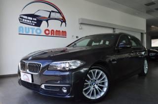 BMW 520 D Touring Luxury Aut. 190cv Euro 6B Usata