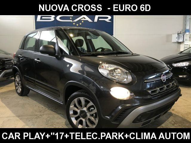 Fiat 500l km 0 1.4 95 CV Cross Mirror Telec Park ClimaAut CarPLAY a benzina Rif. 10619288