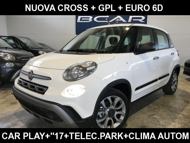 Fiat 500l km 0 1.4 95CV GPL Cross Mirror ClimaAUT+CarPLAY+TelPark a gpl Rif. 10619237