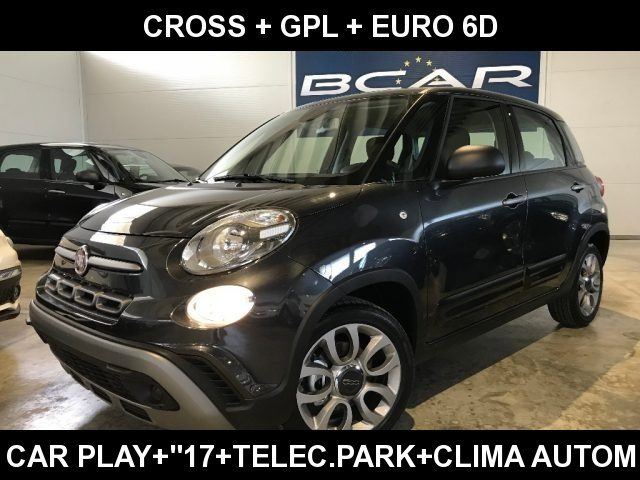 Fiat 500l km 0 1.4 95CV GPL Cross Mirror TelPark ClimaAut CarPLAY a gpl Rif. 10619287