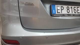 OPEL Zafira 1.6 16V EcoM 150CV Turbo One Usata