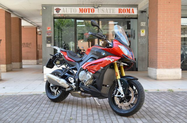 BMW S 1000 XR Rosso pastello