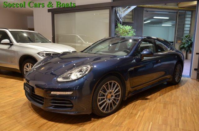 Porsche Panamera usata 3.0 Diesel*TETTO APRIBILE*SPORTCHRONO* diesel Rif. 10876490
