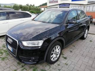 AUDI Q3 2.0 TDI Advanced Plus Usata