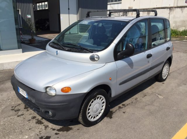 FIAT Multipla 100 16V bipower cat SX