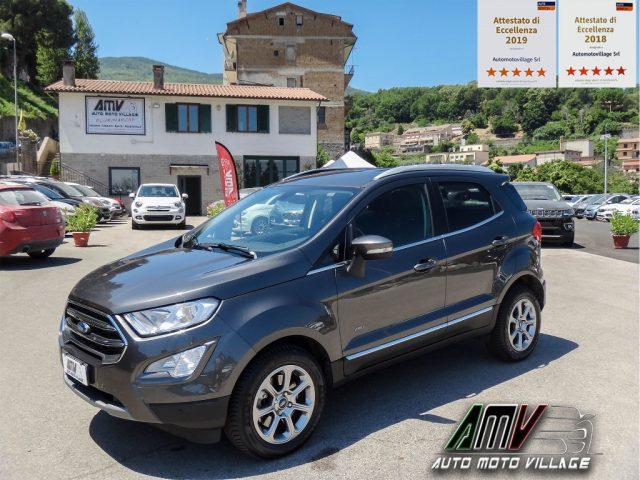 Ford Ecosport usata 1.5 TDCi Titanium 4x4 ##OCCASIONE## FULL OPTIONAL diesel Rif. 10683279