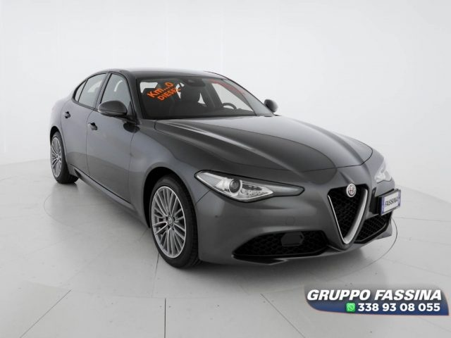 Alfa Romeo Giulia km 0 2.2 Turbodiesel 150 CV AT8 Super diesel Rif. 10707569