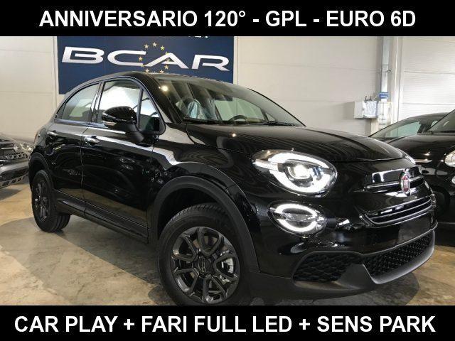 "Fiat 500x 1.6 E-Torq 110CV GPL 120° Mirror ""16 Cross FullLED"