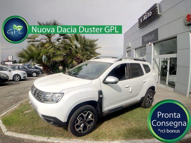 Dacia Duster km 0 1.6 SCe GPL 4x2 Prestige a gpl Rif. 10691323