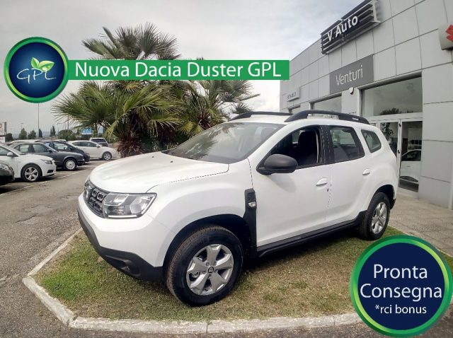 Dacia Duster km 0 1.6 SCe GPL 4x2 Comfort a gpl Rif. 10691324