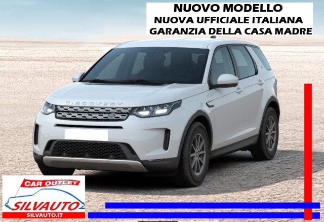 Land Rover Discovery Sport nuova 150 CV FWD MANUALE MY' 20 - NUOVO MODELLO diesel Rif. 10698403