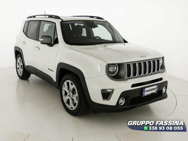 Jeep Renegade km 0 1.3 T4 DDCT Limited a benzina Rif. 10707541