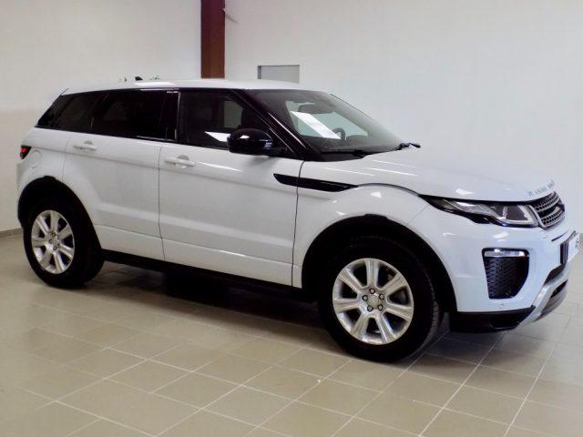 Land Rover Range Rover Evoque usata 2.0 4WD TD4 150 CV 5p. SE Dynamic UNICOPRO diesel Rif. 10706596