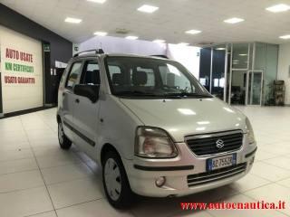 SUZUKI Wagon R+ 1.3i 16V Cat 4x4 GL Usata
