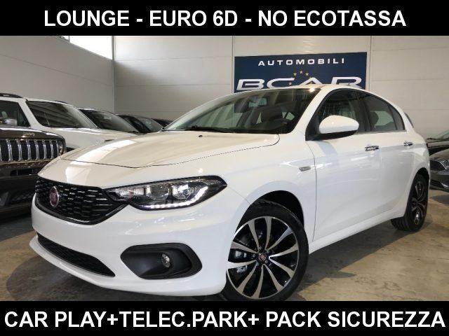 "Fiat Tipo km 0 1.4 5 porte Lounge Euro 6D +Car Play+Sens.Tele+""17 a benzina Rif. 10732425"