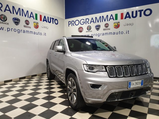 JEEP Grand Cherokee Argento metallizzato