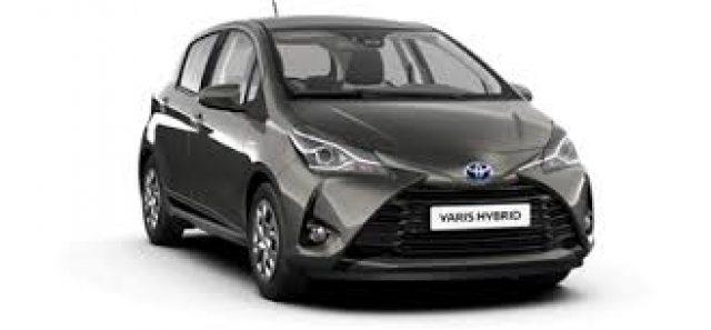 Toyota Yaris nuova 1.5 Hybrid 100 CV E-CVT PORTE ACTIVE - NUOVA elettrica Rif. 10732014