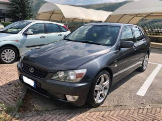 LEXUS IS 200 I 24V Cat Silver Usata