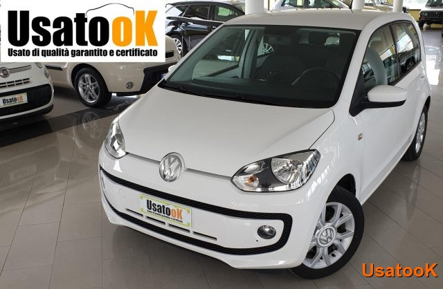 Volkswagen Up! usata 1.0 5p. move up! a benzina Rif. 10738220