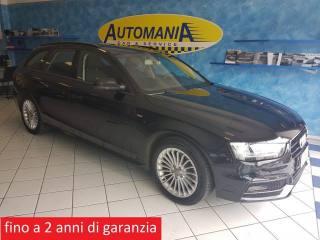 AUDI A4 Avant 2.0 TDI 150 CV Automatica S-Line S-Tronic Usata