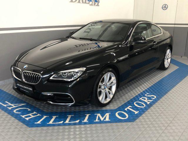 Immagine di BMW 640 d xDrive Coupé Luxury Euro6B 1prop. perfetta