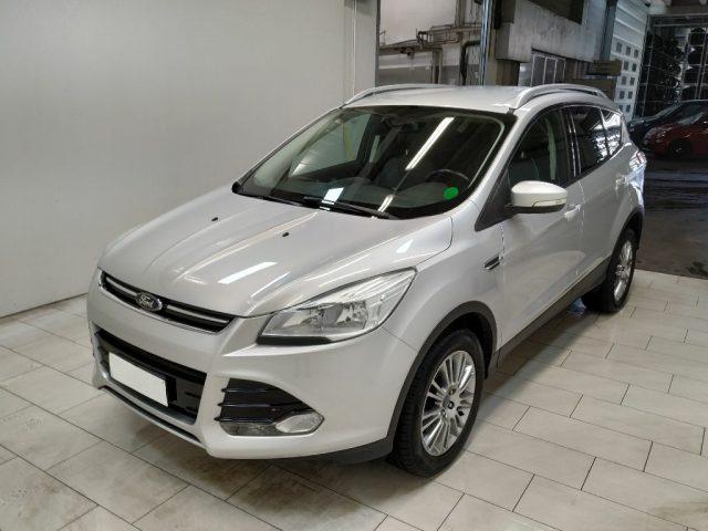 Ford Kuga usata 2.0 tdci Titanium 4wd 140cv  2.0 tdci Titanium 4w diesel Rif. 10760926