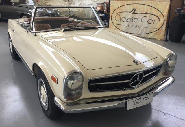 Mercedes-benz d'poca 230SL PAGODA RESTAURO TOTALE a benzina Rif. 11769979