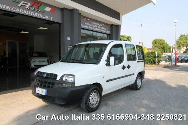 Fiat Doblo usata 1.2i SX 5 Posti Cinghia Sostituita Ottime COND a benzina Rif. 10779948