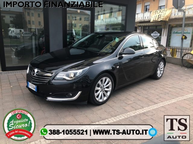Opel Insignia usata 2.0 CDTI 163CV Start&Stop 4 porte Cosmo Business diesel Rif. 10797574