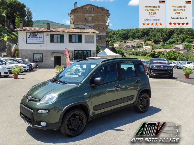 Fiat Panda usata 1.3 MJT 95 CV 4x4 BLUETOOTH-AUX-USB diesel Rif. 10822606