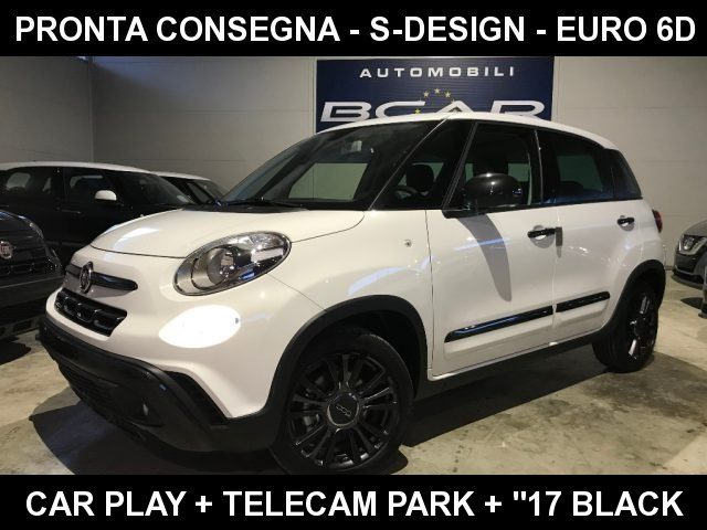 Fiat 500l km 0 1.3 MJT 95 CV S-Design S Cross Mirror +Telec.Park diesel Rif. 10827538
