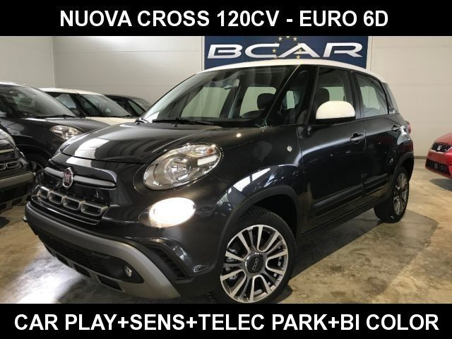 Fiat 500l km 0 1.6 Multijet 120 CV Cross +Sens.Telec.Park+Clima A diesel Rif. 10827540