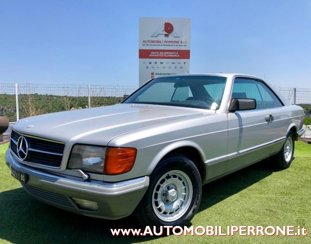 Mercedes-benz 380 usata SEC Omol. ASI TARGA ORO a benzina Rif. 10922045