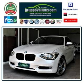 BMW 120 D Urban NAVIPLUS / TETTO/ XENO TAGL. CERT Usata