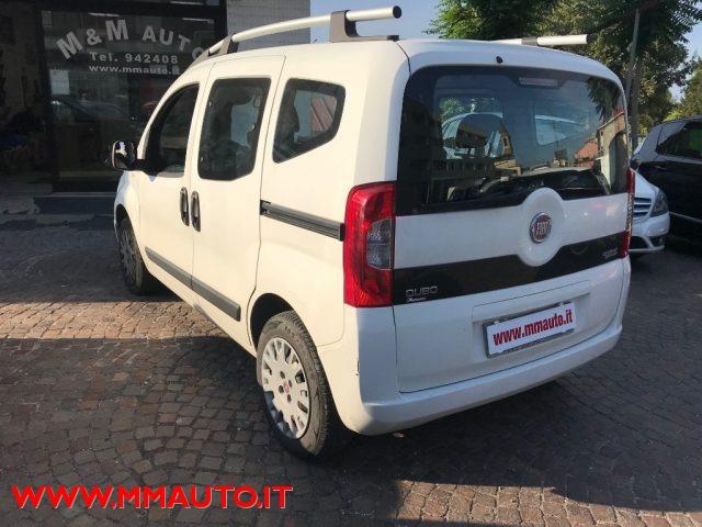 Fiat Qubo usata 1.4 8V 77 CV Dynamic Natural Power a metano Rif. 10927991