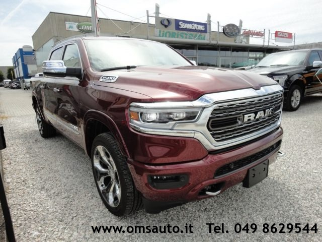 DODGE RAM 1500 5.7 V8 HEMI LIMITED PRONTA CONSEGNA