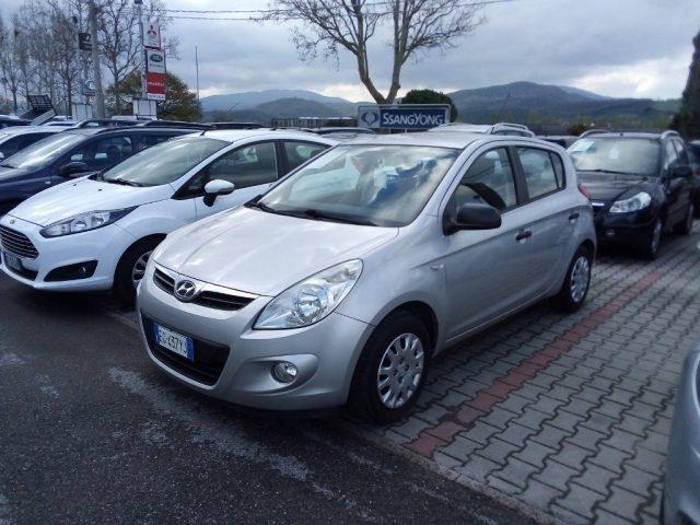 Hyundai I20 usata 1.2 5p. a benzina Rif. 11071006