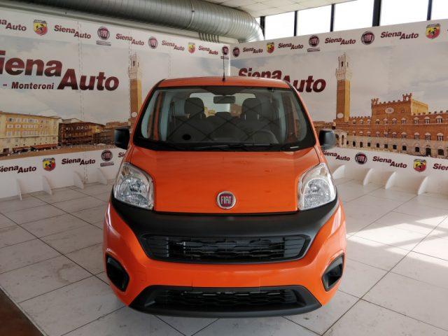 Fiat Qubo nuova 1.4 8V 77 CV Easy Natural Power a metano Rif. 10875064