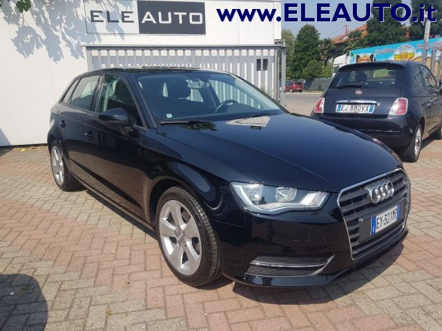 Audi A3 usata SPB 1.6 TDI clean diesel Ambition Navi diesel Rif. 10870659